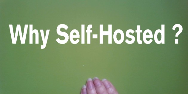 Why self-hosted?