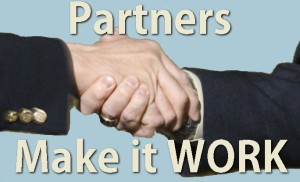 Partnerships Work Well